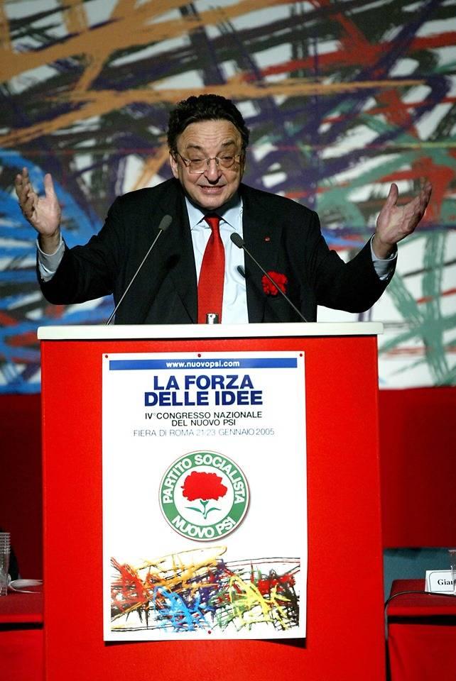 Addio a Gianni De Michelis