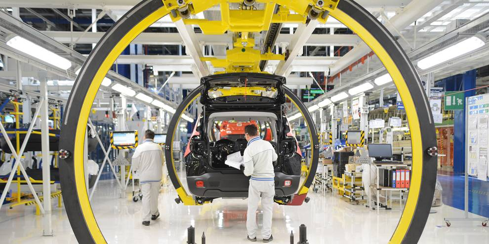 Auto, il 2020 parte in frenata: -7,6%