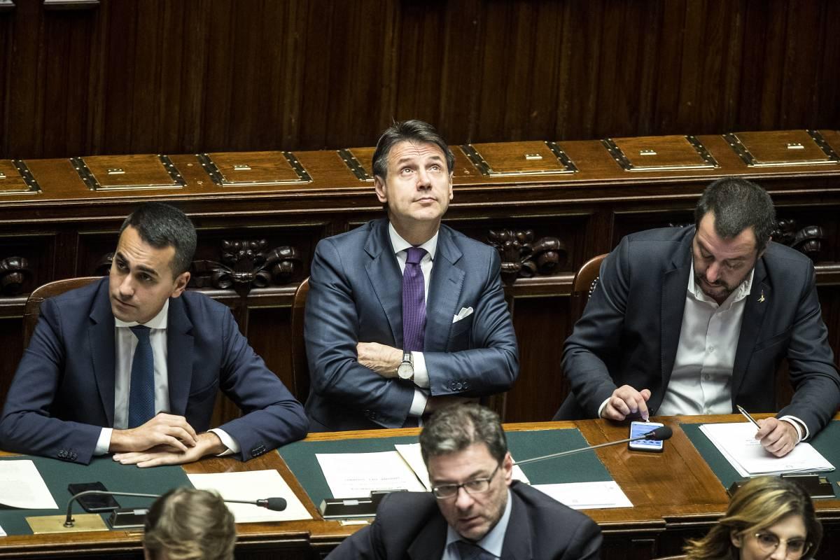"""Ora la nuova """"pace fiscale"""" infiamma lo scontro 5s-Lega"""
