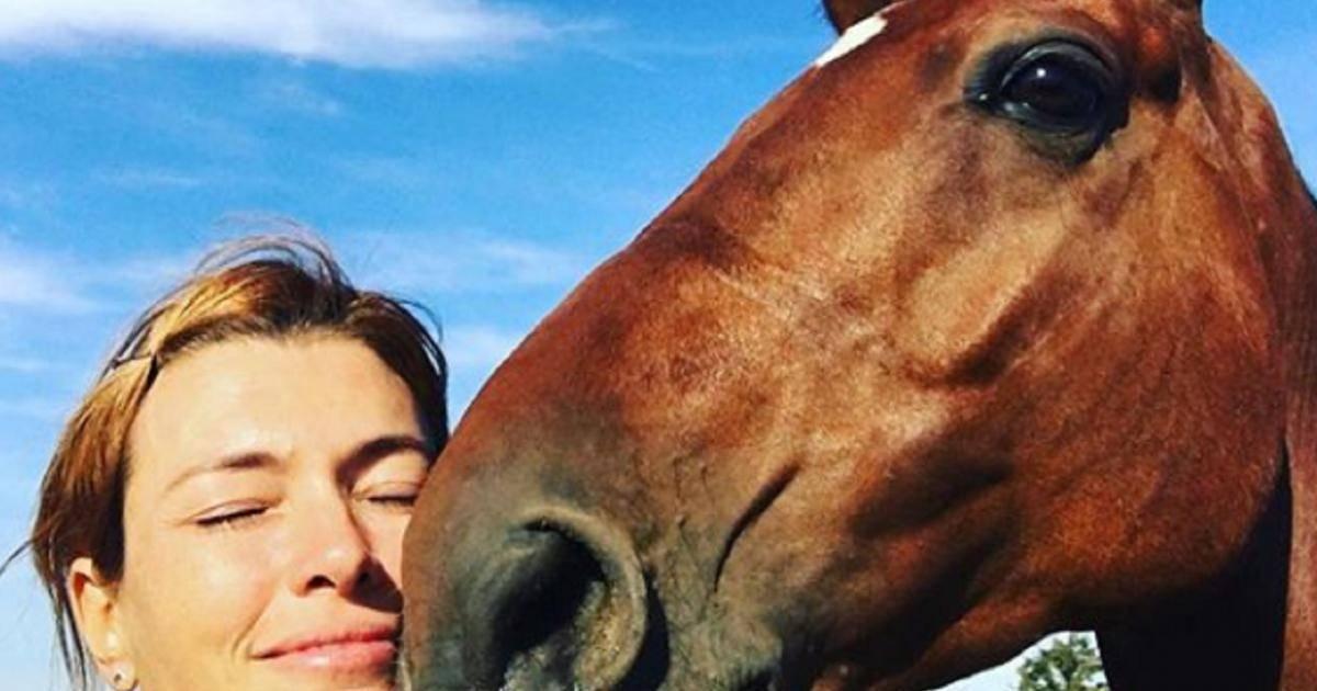 Carlotta Mantovan e Stella ricominciano dopo la perdita di Fabrizio Frizzi