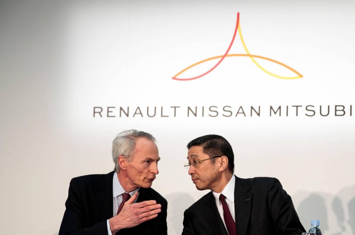 Renault, alleanza a tre senza fusioni