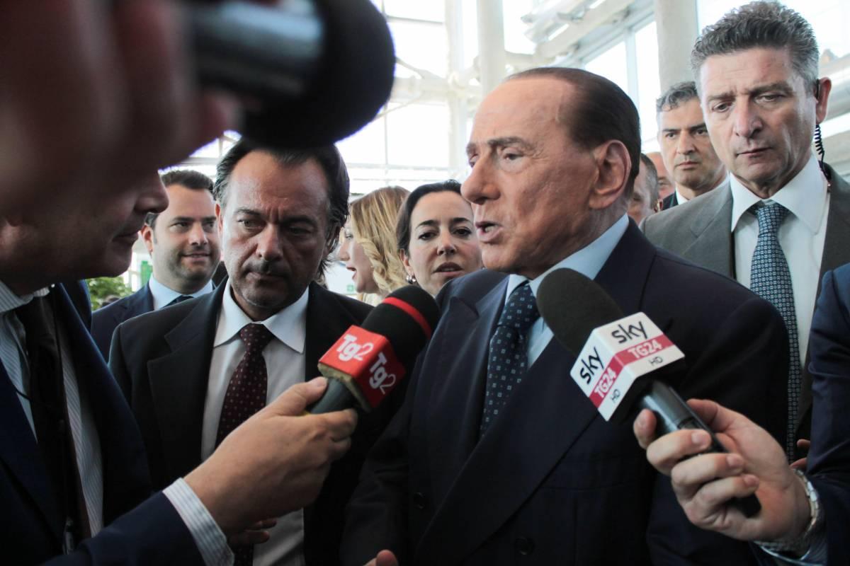 """L'addio di Berlusconi a Zeffirelli: """"Da oggi mi sento più solo"""""""