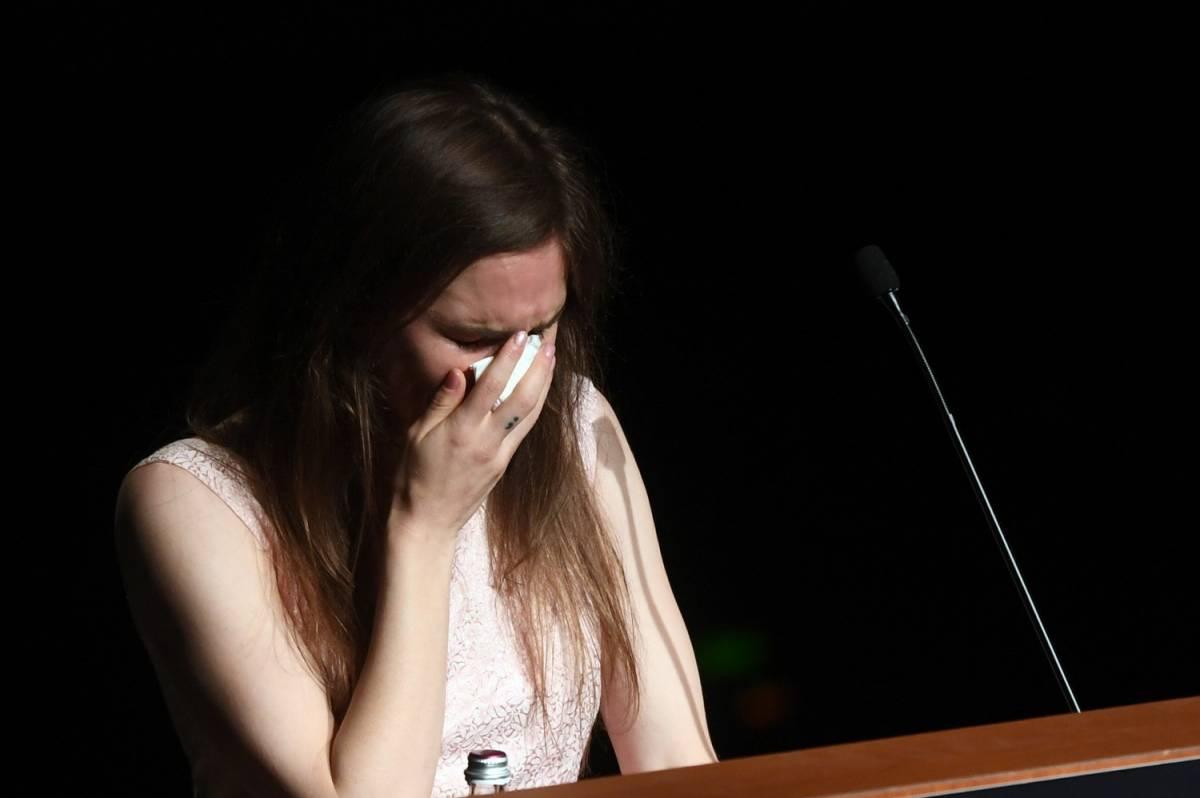 """L'ultima accusa della Knox: """"Ho abortito, forse in Italia..."""""""