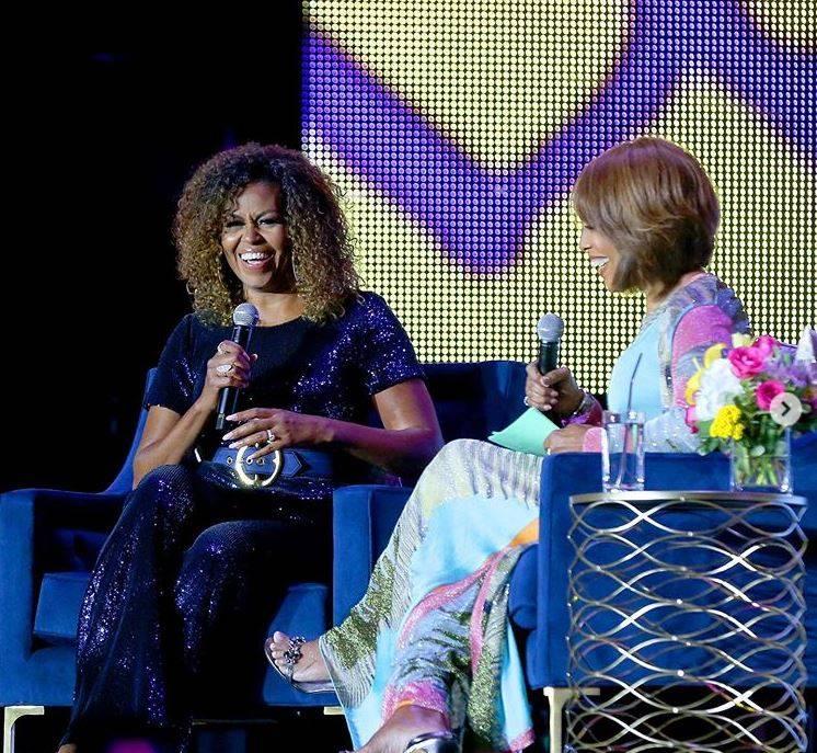 Il nuovo libro di Michelle Obama, una guida per il successo