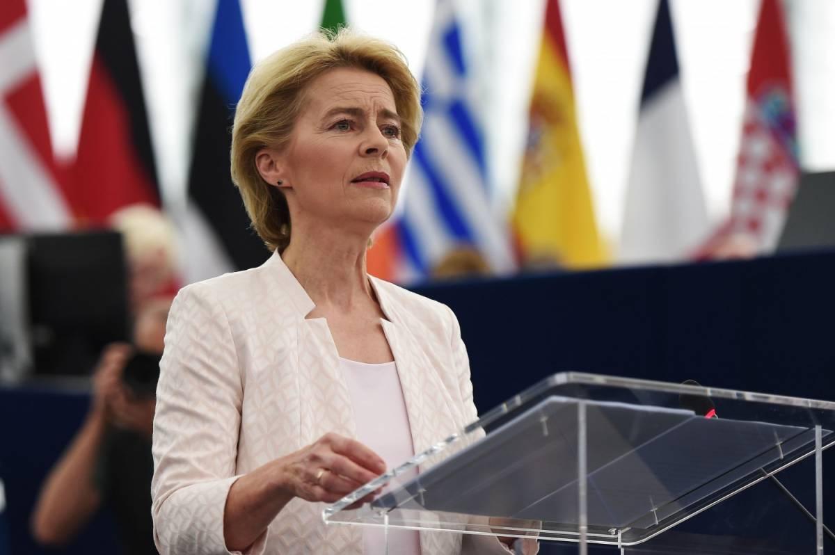 Un compromesso di pessima qualità Ursula già appiattita su verdi e migranti