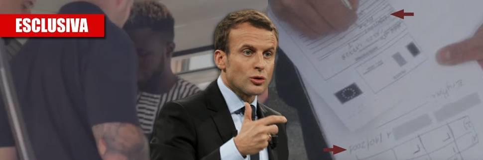 La Francia falsifica i documenti per rimandare i migranti in Italia