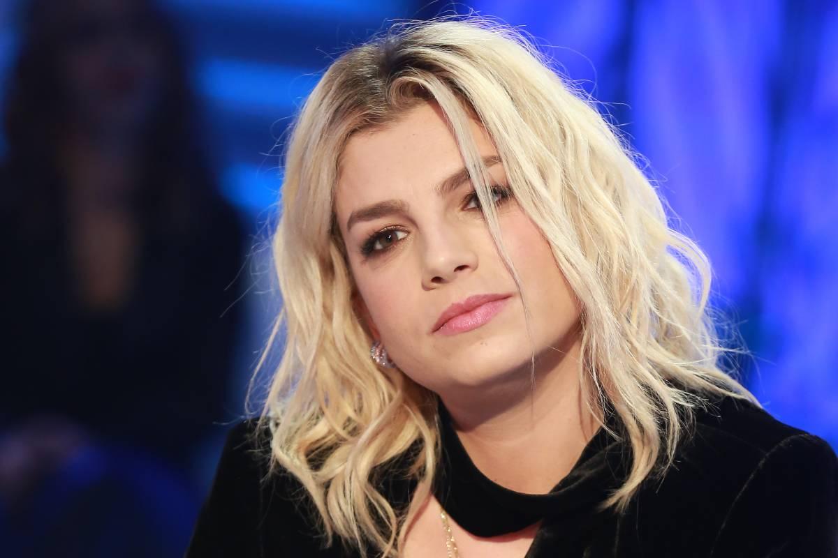 Emma Marrone finisce in lacrime: Vasco Rossi le ha scritto una canzone