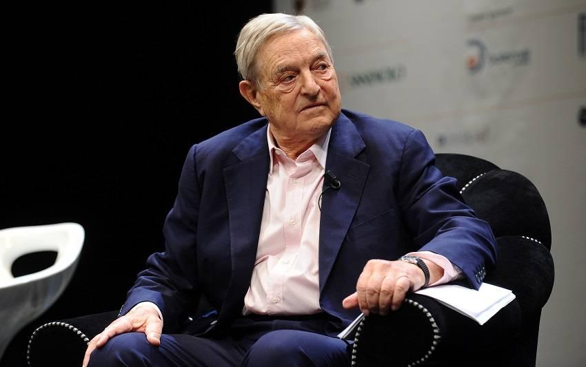 Soros scende in campo contro Trump e fonda super Pac