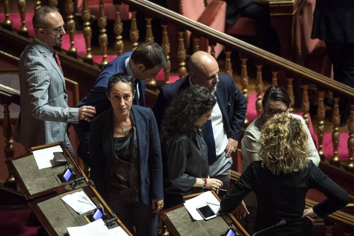 """Di Maio riunisce i suoi: """"Tutto dipende dal voto su Rousseau"""""""