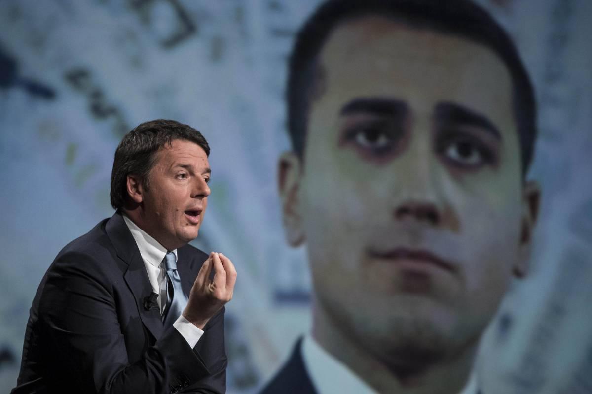 Sondaggio Swg, Renzi oltre il 5%. 5 Stelle perdono ancora