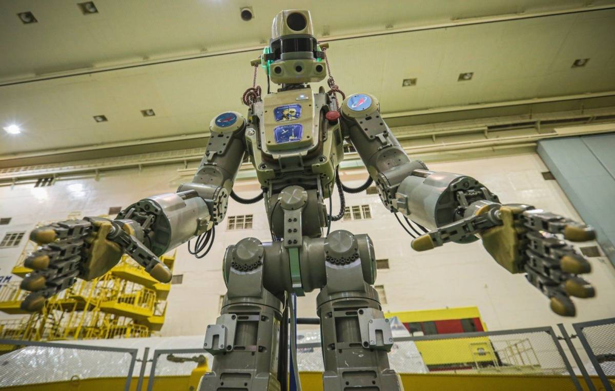 La realtà del nuovo universo in cui l'uomo batte i robot