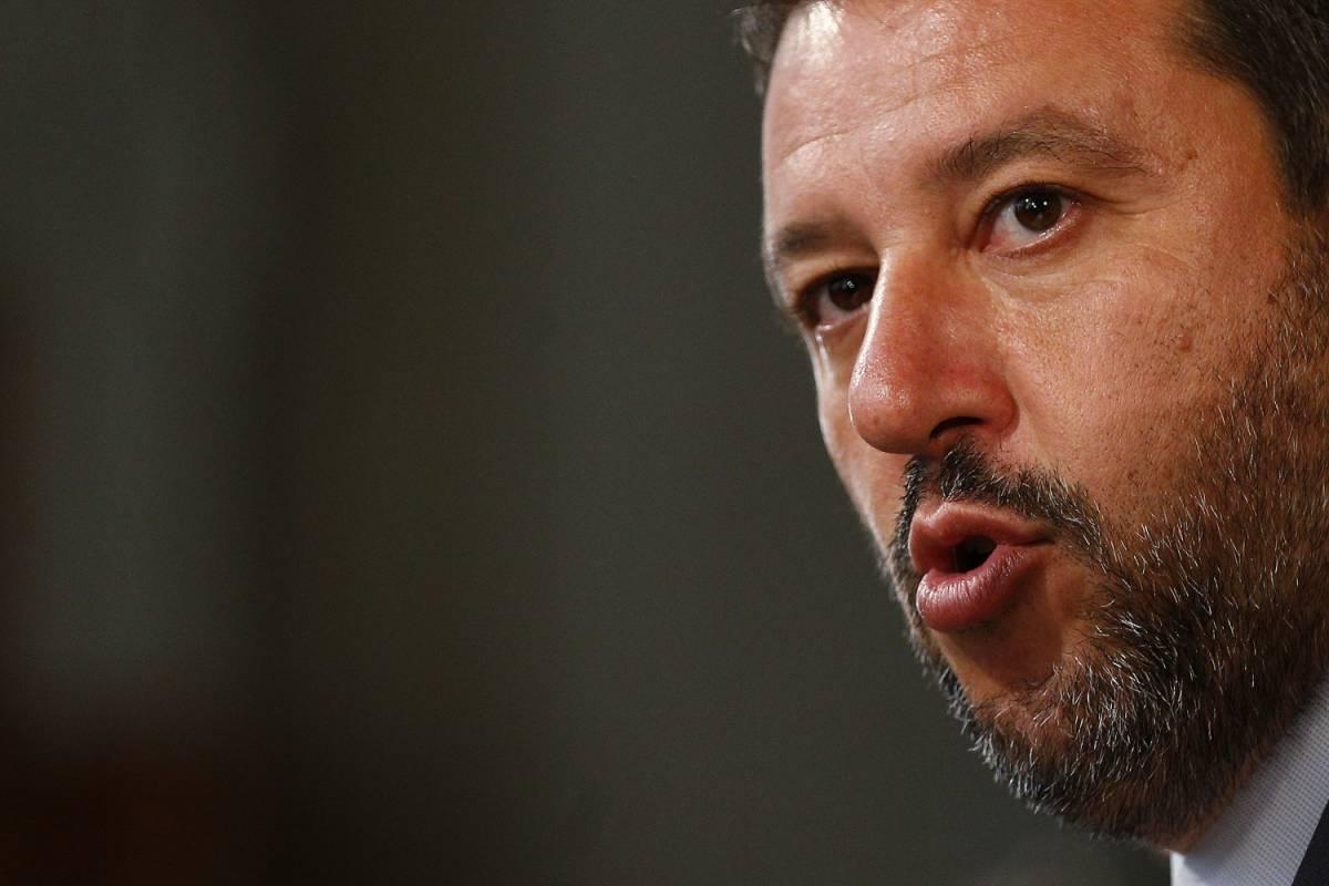 """Lo sfogo di Salvini: """"Pd e 5 Stelle vigliacchi. Ma sono stato ingenuo"""""""