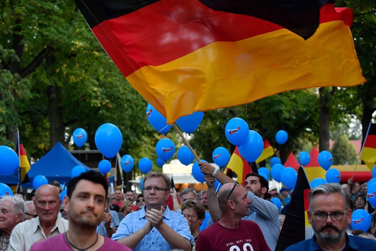 Il Land che fa tremare la Merkel: la destra vola nei sondaggi