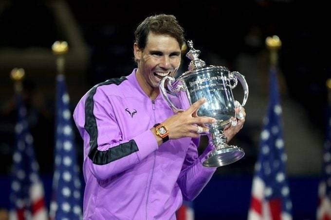 Us Open, trionfa Rafa Nadal: battuto Medvedev al 5 set