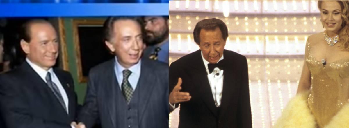 """Mike Day a 10 dalla morte di Bongiorno, il ricordo di Berlusconi: """"Teneva a cuore i casi dolorosi della gente"""""""