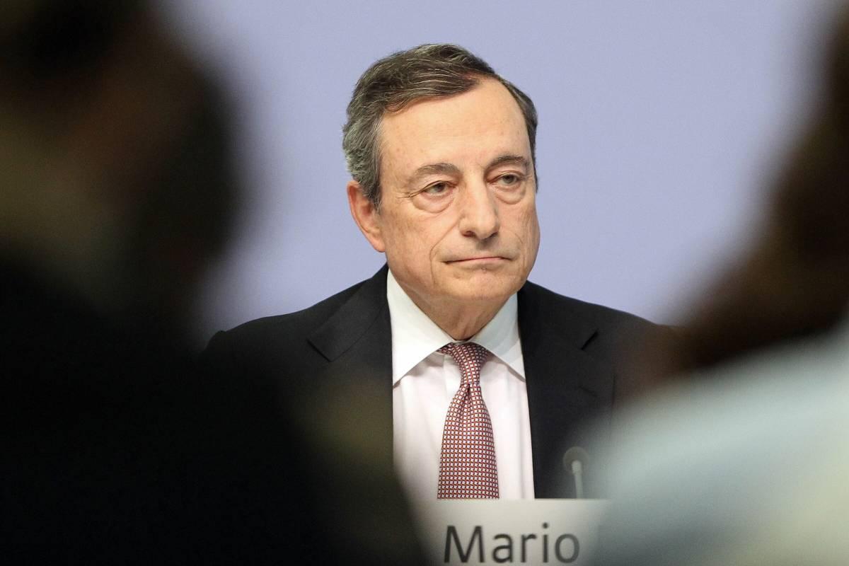 Quell'uomo è un Draghi Piace a tutti
