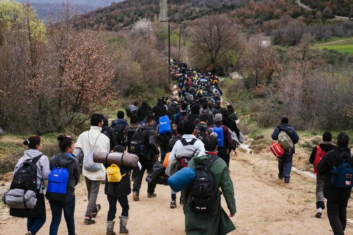 """Migranti in Friuli, polizia di frontiera: """"Molti casi di scabbia"""""""