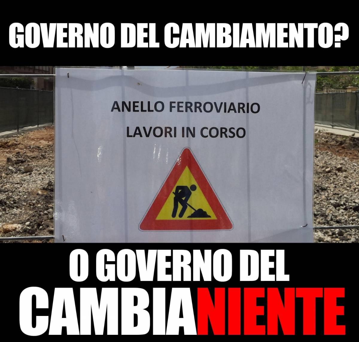 Palermo, i lavori infiniti: una città ostaggio dei cantieri per l'anello ferroviario