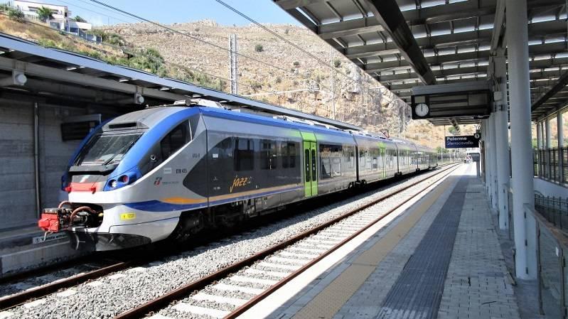 Palermo, fine cantieri mai: il primo treno sull'anello ferroviario nel 2022