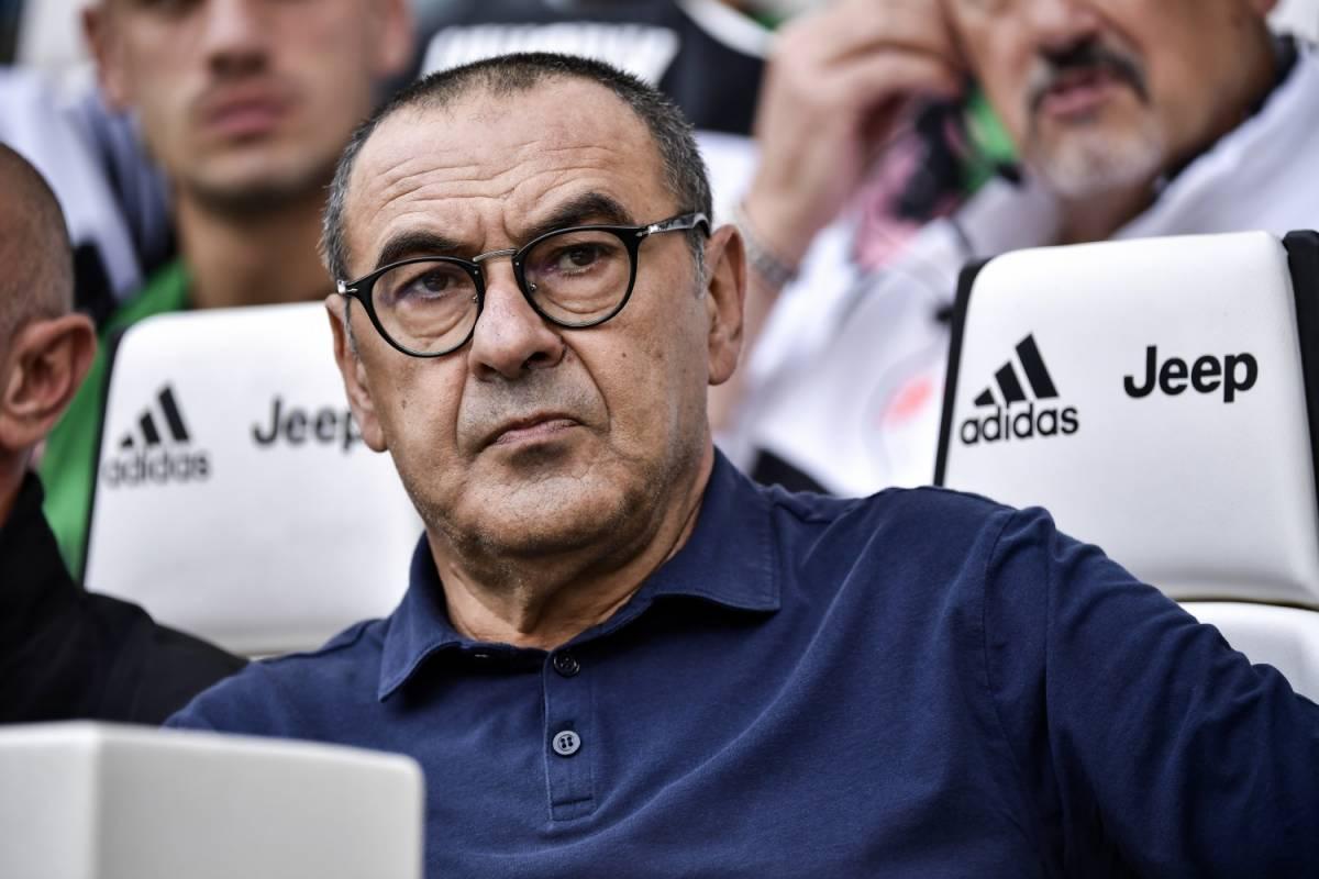 La Juventus convoca Sarri: una cena con Agnelli e Paratici per risolvere la crisi