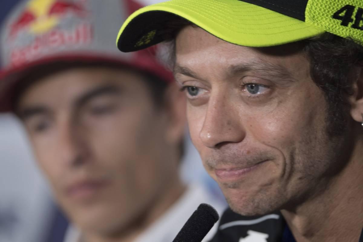 Se Rossi finisce come Totti e Buffon