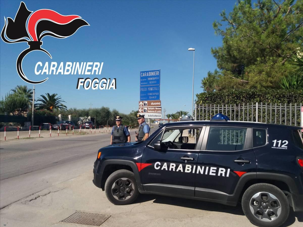 Foggia, automobilisti multati per aver segnalato i posti di blocco