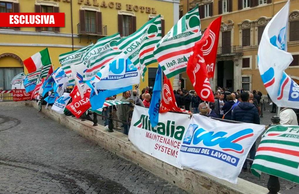 Alitalia Maintenance Systems: tra promesse e il nulla, una ferita ancora aperta