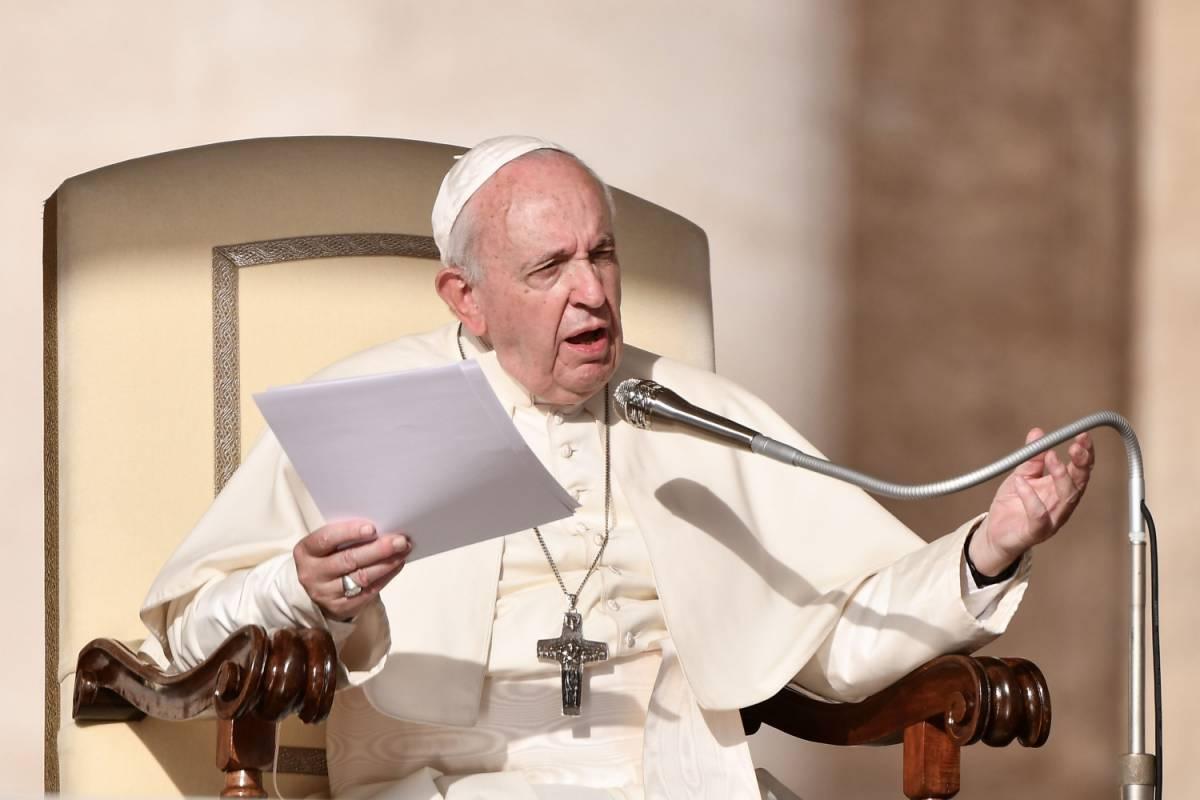 """Il Papa denuncia: """"Rinasce l'abitudine di perseguitare gli ebrei"""""""