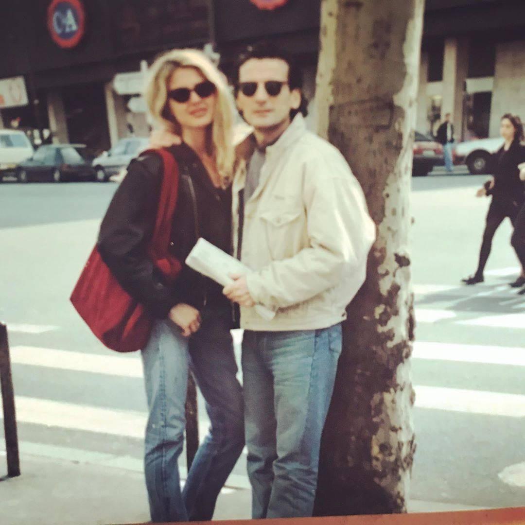 Nathalie Caldonazzo ricorda un viaggio a Parigi con Massimo Troisi