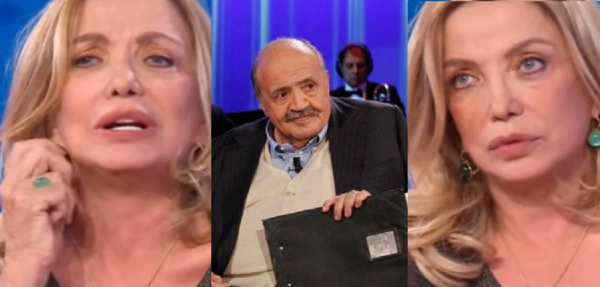 """Maurizio Costanzo: """"Simona Izzo e la pensione da mille euro? Polemiche inutili"""""""