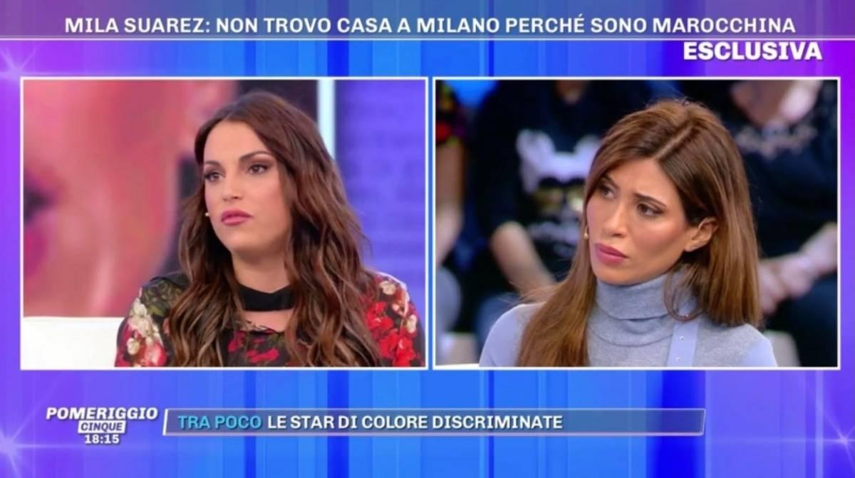 GF 16, volano ancora stracci tra Francesca De André e Mila Suarez