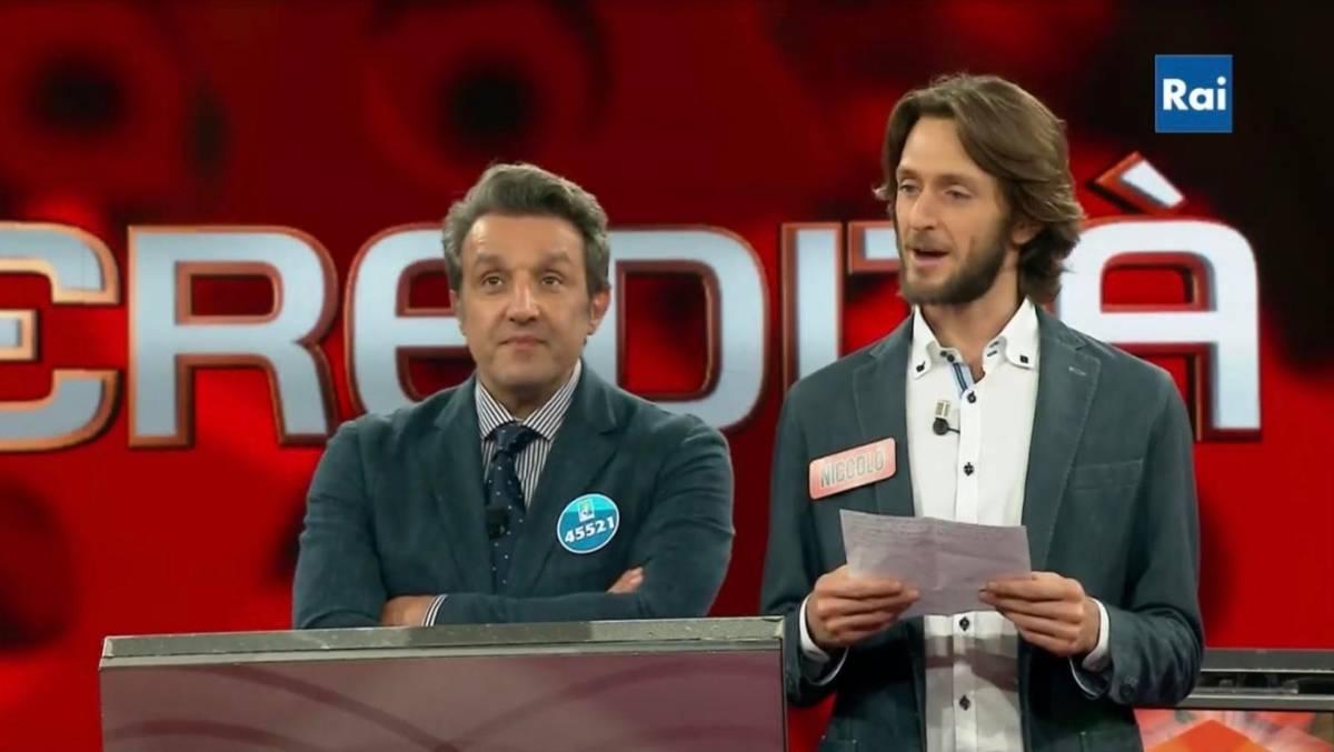 """Il campione Niccolò Pagani si ritira da L'Eredità: """"Il mio posto è con i miei studenti"""""""