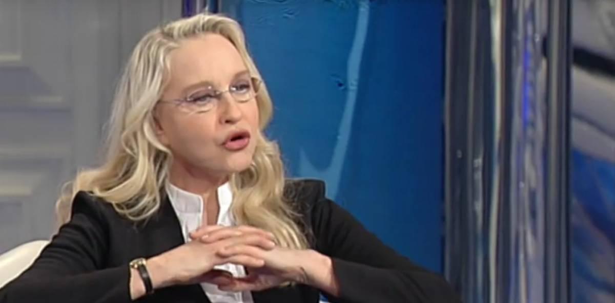 """Eleonora Giorgi: """"Non giro un film da 20 anni, ora sogno l'Isola dei Famosi"""""""