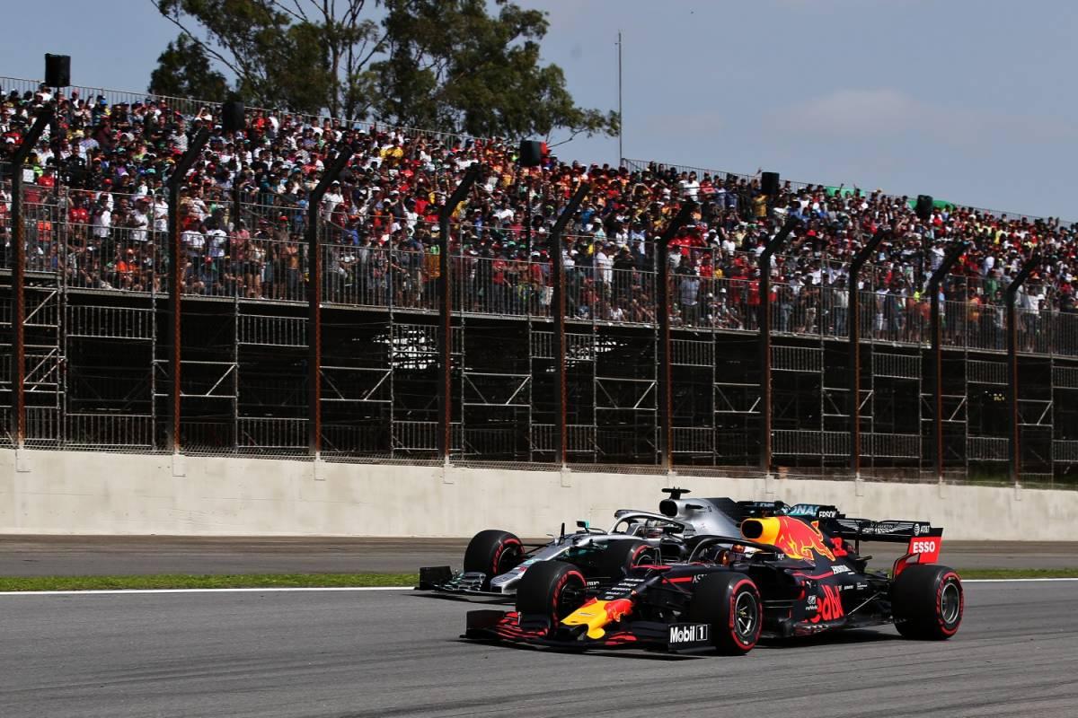Verstappen vince in Brasile. Disastro Ferrari con Vettel e Leclerc che si buttano fuori