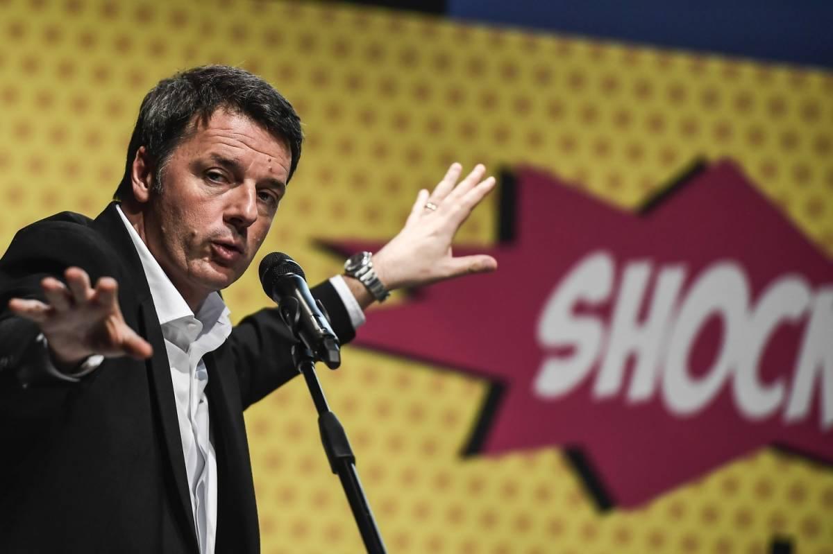 """Renzi attacca il Pd sullo Ius soli: """"Ipocrita farlo adesso"""""""