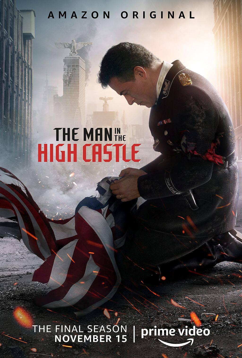 L'Uomo nell'Alto Castello, il finale della serie tv delude