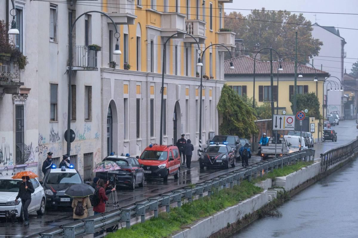 Incendio in un sottotetto milanese: due ragazzi morti