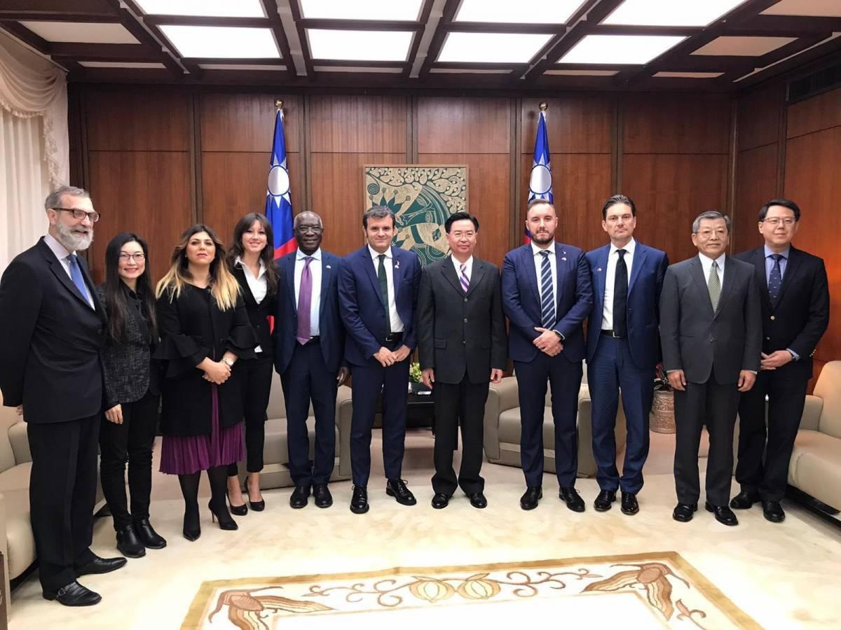 Italia-Taiwan, la delegazione per rinnovare rapporti tra i due Paesi