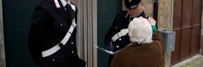 Chiedeva i permessi retribuiti per assistere l'anziana madre ma non la vedeva da anni, nei guai maresciallo della marina
