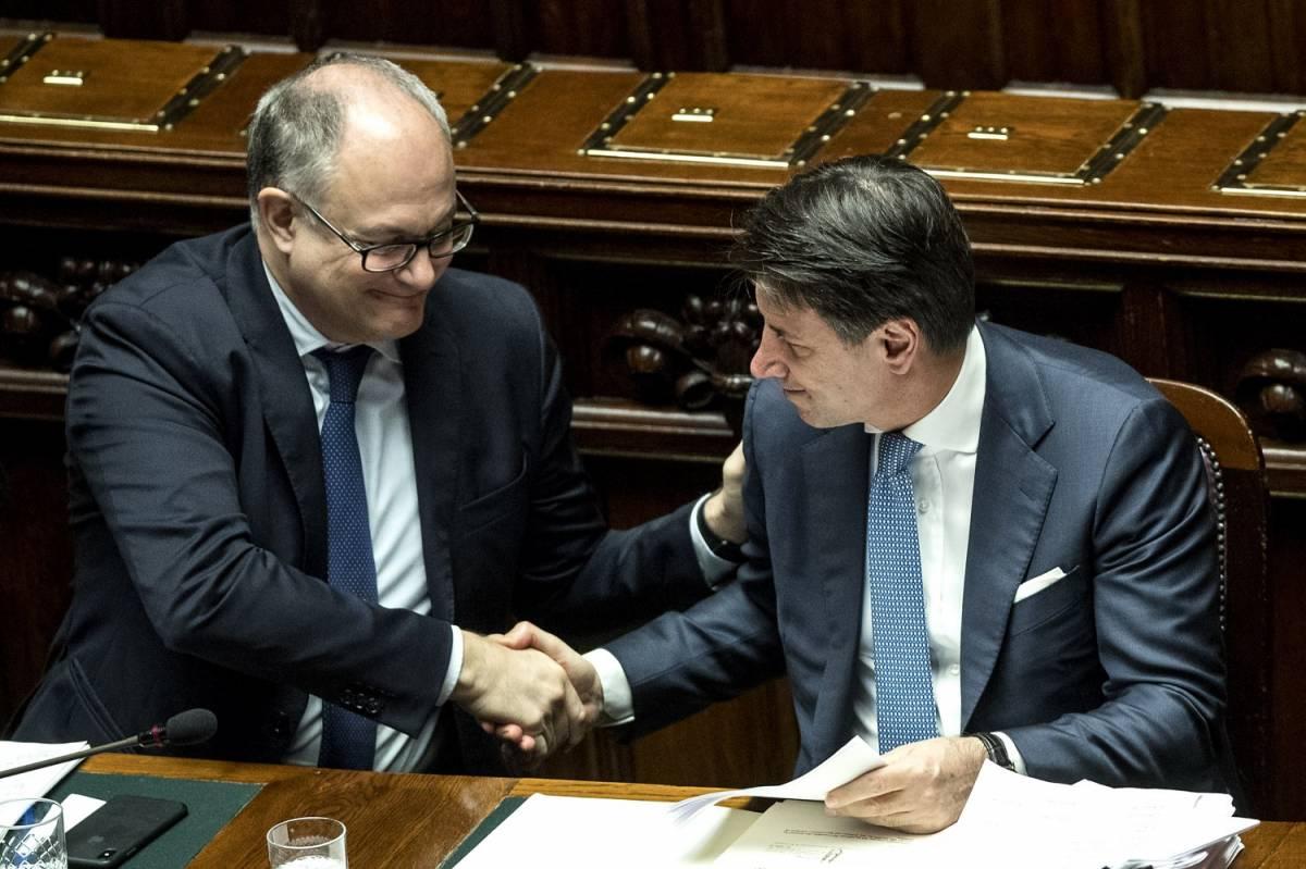 """E Gualtieri conferma la stangata in arrivo: """"Rivedremo Iva, catasto e sconti fiscali"""""""