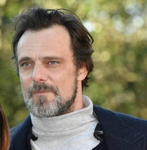 L'attore Alessandro Preziosi