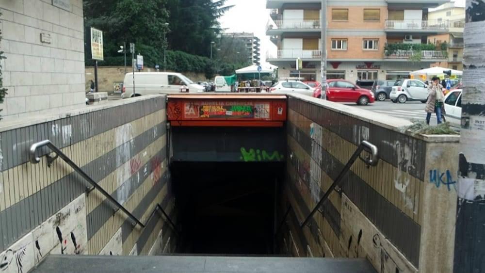 Caos metro, chiude anche la stazione Cornelia