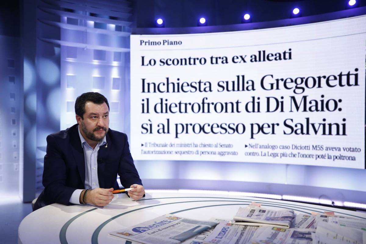 """Caso Gregoretti, i pm: """"Nessun caso di sequestro di persona"""""""