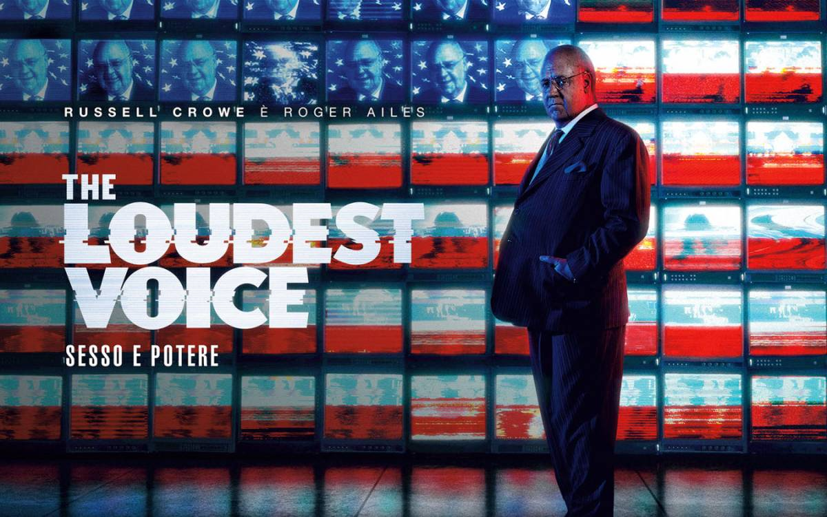 The Loudest Voice, abusi e potere nella serie tv con Russell Crowe