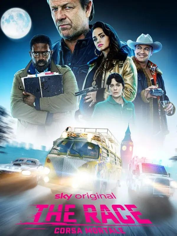 The Race, la serie tv che sorride all'apocalisse con una gara in stile Mad Max