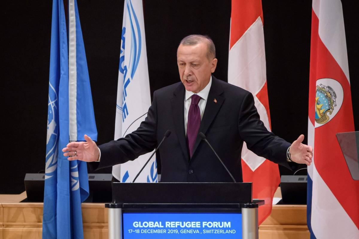 Libia a un passo dal caos Ankara vota l'invasione e Erdogan avvisa Haftar