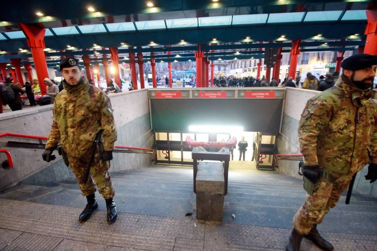 Milano, aveva tentato suicidio in metro. Pestata dal marito marocchino