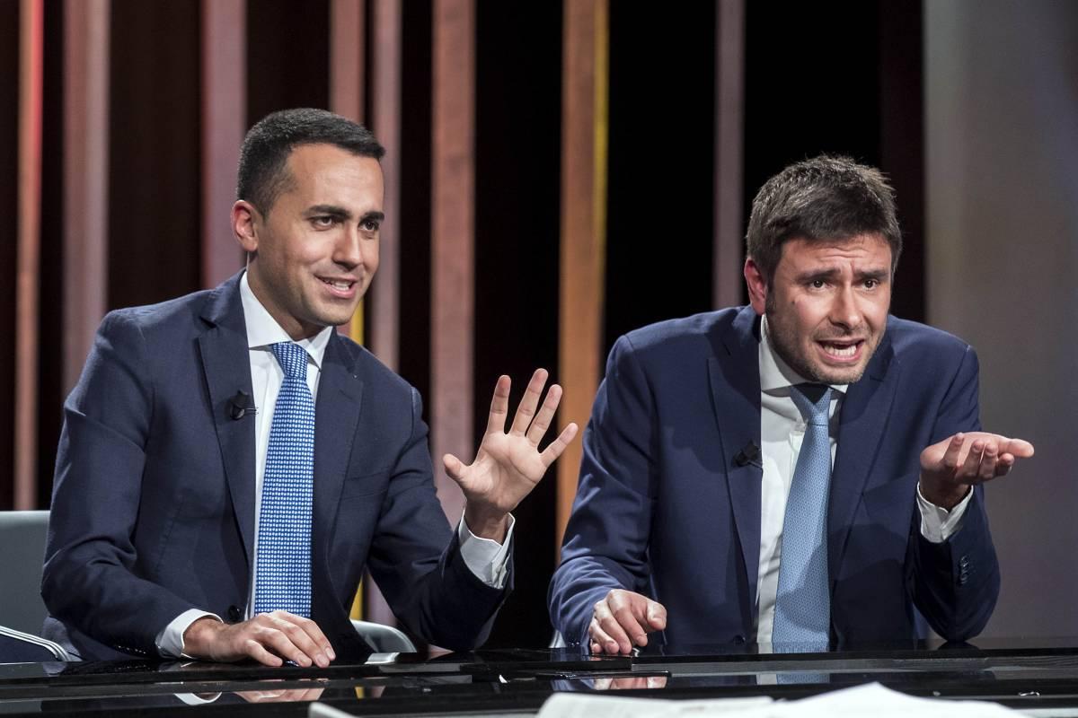 """La rottura tra Di Maio e Di Battista: """"Non servono persone opportuniste"""""""
