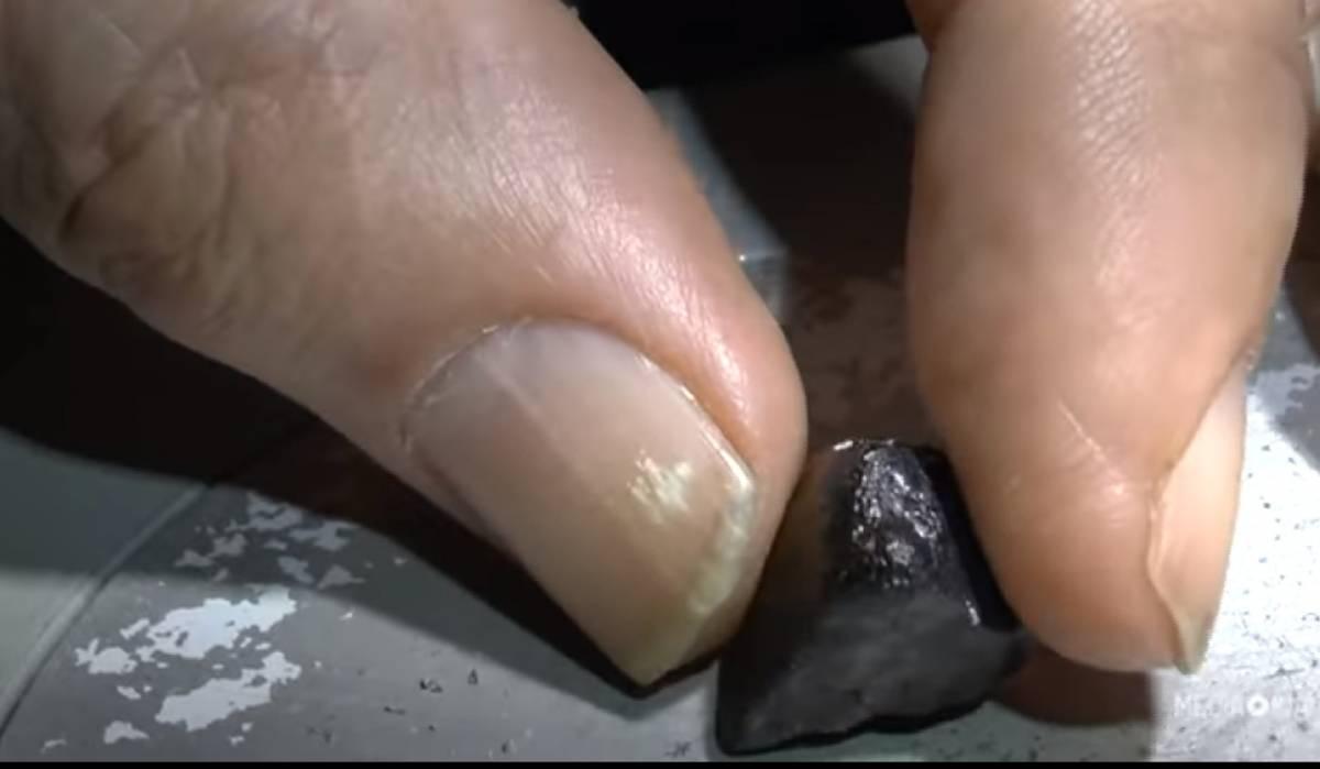 Ritrovati frammenti del meteorite di Capodanno nella zona del Modenese