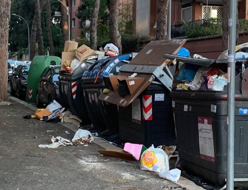 """Rifiuti a Roma, Rita dalla Chiesa denuncia: """"Una discarica sotto casa"""""""